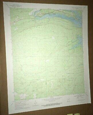 US CONFEDERATE STATES 1862 AR MAP ARKANSAS ASHLEY BAXTER BENTON BOONE COUNTY big