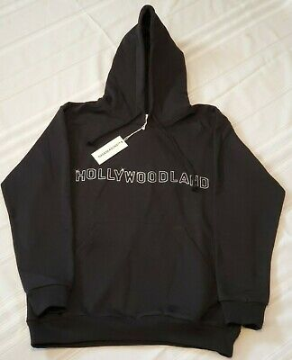 Nasaseasons Hollywood Graphic Mens XL Black Hoodie New with Tags