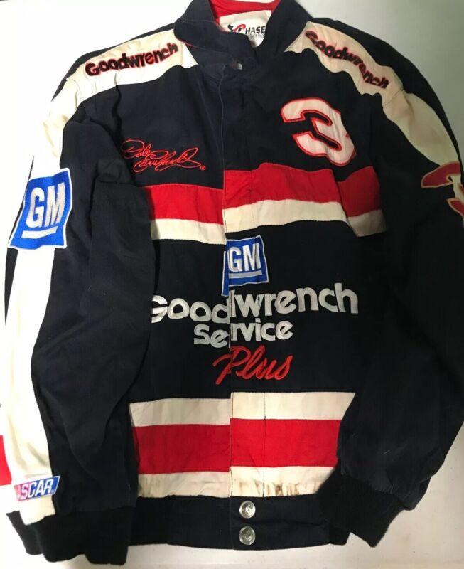 Dale Earnhardt GM Goodwrench Jacket NASCAR #3 Race Jacket Med. See Description
