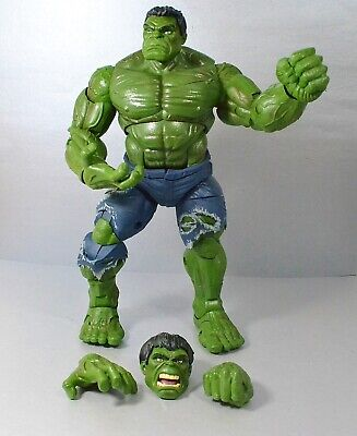 "2017 Hasbro Marvel Legends Series Incredible Hulk Action Figure 14.5"" C1880"