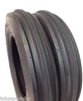 550x16550-165.50x16 Minneapolis-moline Jet 6 Ply 3 Rib Tractor Tires Wtubes