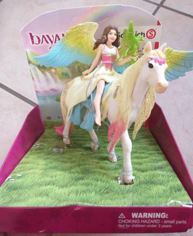 Fairy Surah with Unicorn by Schleich 70566 Stunning Bayala strong beautiful