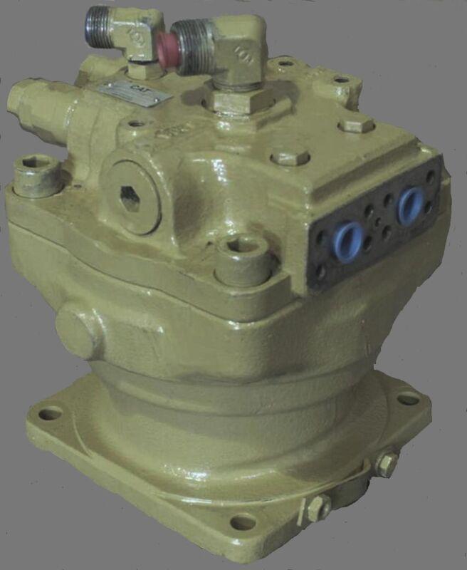 Caterpillar Excavator 322B Hydraulic/Hydrostatic Variable Swing Motor
