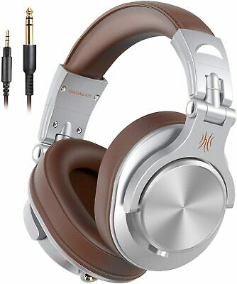 OneOdio A71 Professional Wired Over Ear Headphones Studio Music Stereo Sound DJ
