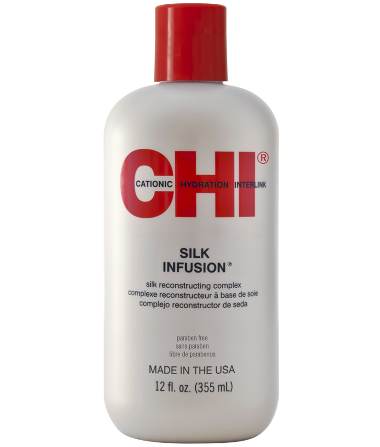 CHI Silk Infusion, 12 fl. oz.