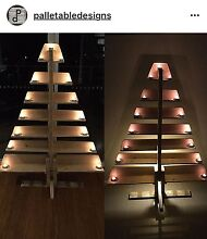 Family or Christmas Trees made from pallets Avoca Beach Gosford Area Preview