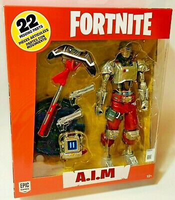 McFarlane Toys FORTNITE Series 3 A.I.M. 7in Action Figure NEW
