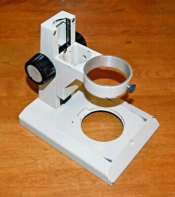 Nikon Japan Smz-2b Stereo Microscope Adjustable Focus 78mm Stand