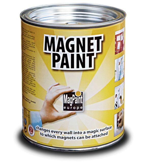 MagPaint KC-MAG0001 0.5L Magnet Paint - Grey