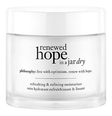 Philosophy Hope In A Jar Original Formula Moisturizer 2 oz. Sealed Fresh
