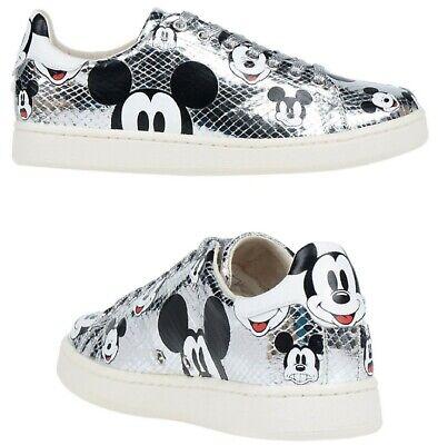MOA Master Of Arts Disney Sneakers Size 8.5/ EUR 39