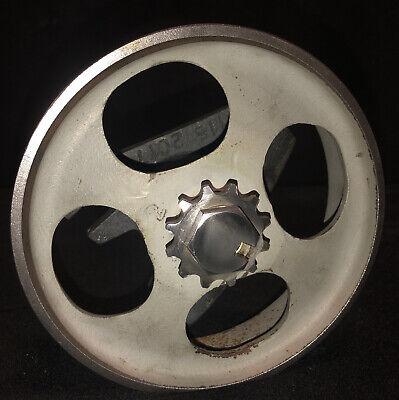 Genuine Original Berkel 910 Commercial Meat Slicer Blade Wheel Assembly