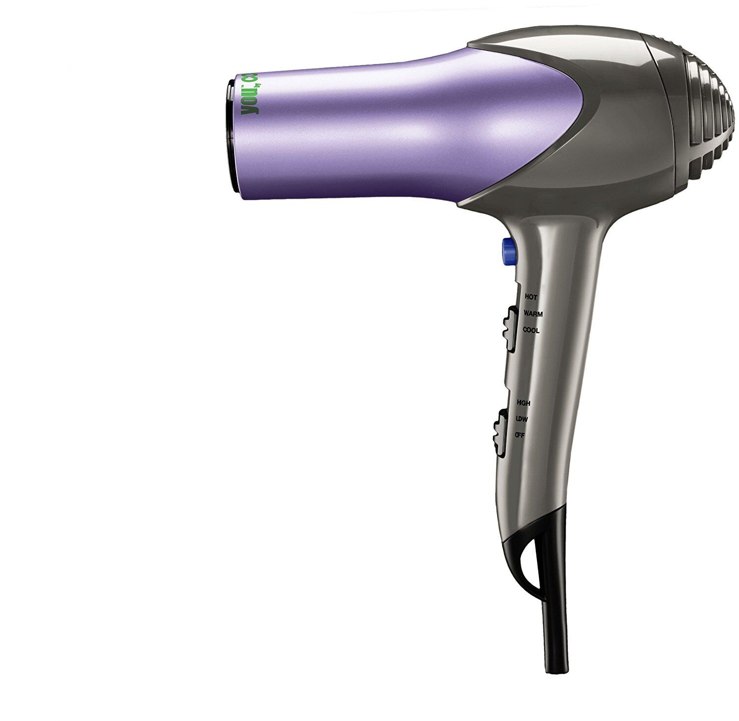 Conair YOU Style and Protect 1875 Watt Ceramic 2-in-1 Hair D
