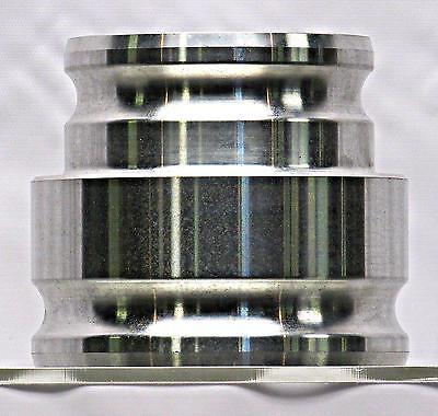 PT Coupling  Aluminum Reducer Cam Groove Hose Fitting, SA Spool Adapter, 5
