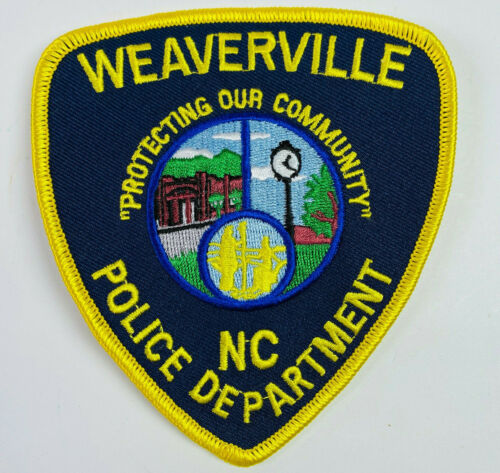 Weaverville Police Buncombe County North Carolina NC Patch A1