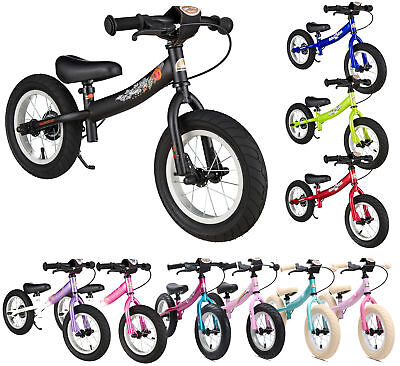 BIKESTAR Kinderlaufrad Kinder Laufrad Lauflernrad ab 3 Jahre   12 Zoll Sport
