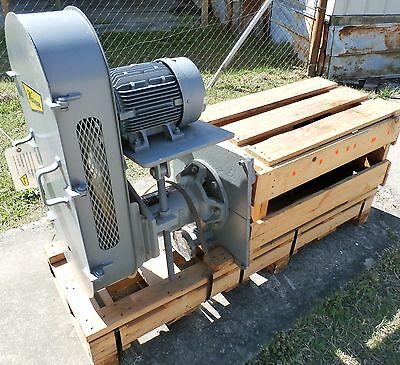 Warman Waste Water Recirculation Pump 040pvspwr-e W Simens 5hp Motor