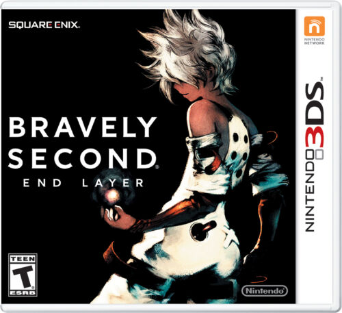 $20.00 - Bravely Second: End Layer (Nintendo 3DS, 2016)