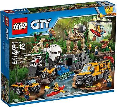 LEGO 60161 City Sito di Esplorazione nella giungla LEGO COLLEZIONISTI MISB