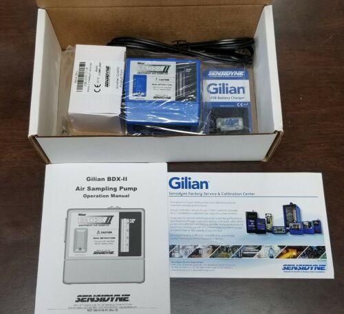 Sensidyne Gilian BDX-II Air Sampling Pump - Lead Asbestos - 5 Pumps ($289 ea)