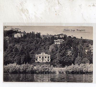 C002654   MEINA   VILLA  SIVIERA   LAGO  MAGGIORE       VG   1917