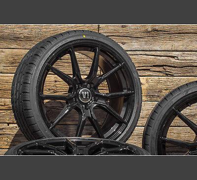Mercedes C-Klasse W205 S205 Limo T-Modell Sommerräder 19 Zoll Nexen ET35 V1 SP 7