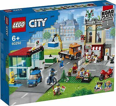LEGO CITY 60292 CENTRO CITTÀ GENNAIO 2021