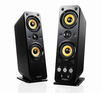 Creative T40 GigaWorks Series II 2.0 Multimedia Music Stereo Speaker System