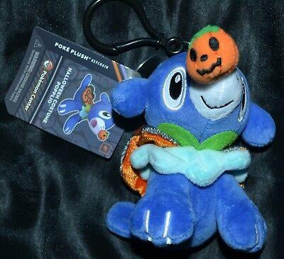 12.7cm Halloween Kostüm Popplio Schlüsselanhänger Poke Plüsch Pokemon Center