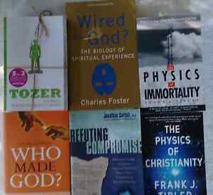 Selection of 20 Christian nonfiction books plus mags pack 3 Deception Bay Caboolture Area Preview