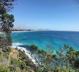 Quiet Burleigh Hill granny flat Burleigh Heads Gold Coast South Preview