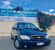 2005 Kia Carnival Wagon *FREE 12 MONTH NATIONAL WARRANTY * Inglewood Stirling Area Preview