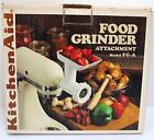 Vintage KitchenAid Grinder