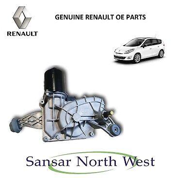 Renault Scenic III 3 Brand New Left Front Window Wiper Motor N/S Passenger Side