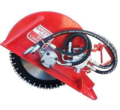 Hydraulic Concrete Cutting Handsaw 24