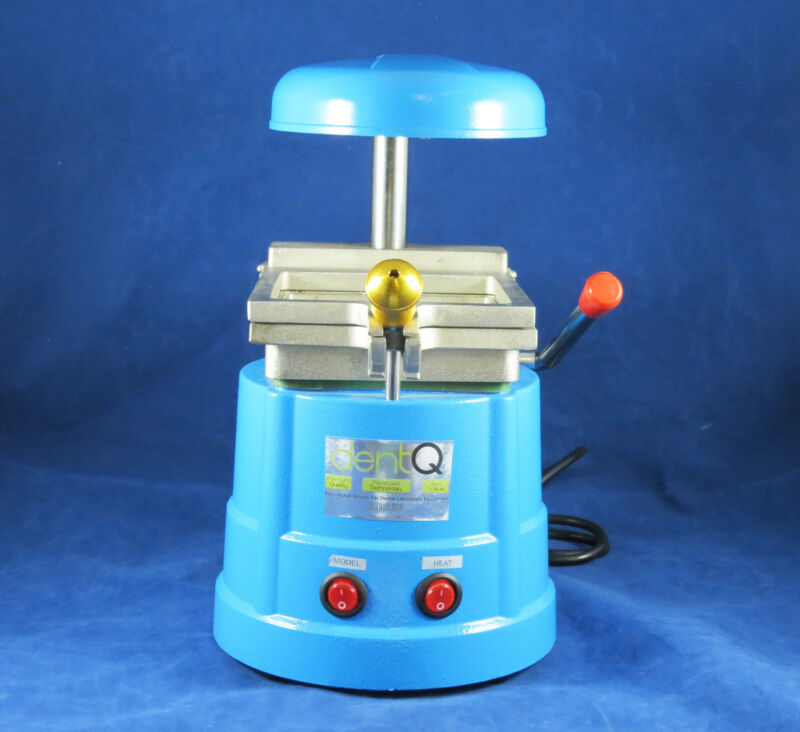 Dental Lab Vacuum Forming Molding Machine Press Lab 110V DentQ