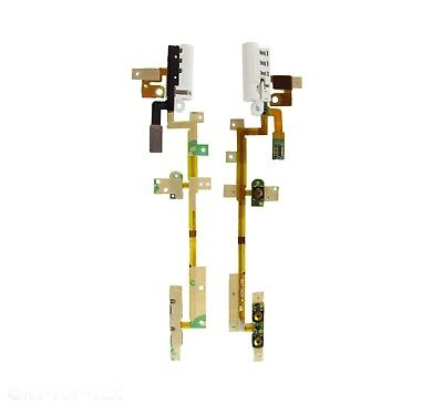 New Headphone Audio Jack Power Volume Button Flex Cable for iPod Nano 6 6th Gen