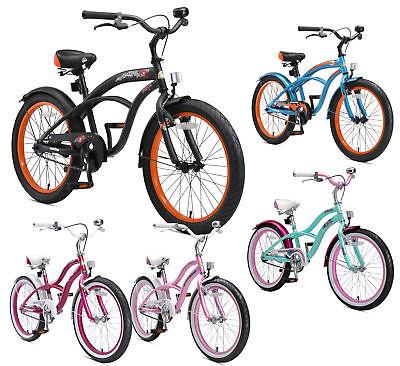 BIKESTAR Kinderfahrrad Kinderrad Fahrrad für Kinder ab 6 Jahre   20 Zoll Cruiser