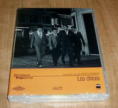 LOS CHICOS BLU-RAY+DVD+LIBRO NUEVO PRECINTADO CINE ESPAÑOL (SIN ABRIR) R2