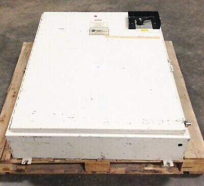 Hoffman Electrical Enclosure Type 12  36x10x47 4996