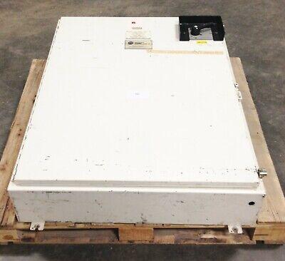 Hoffman Electrical Enclosure Type 12  36x10x47 4996