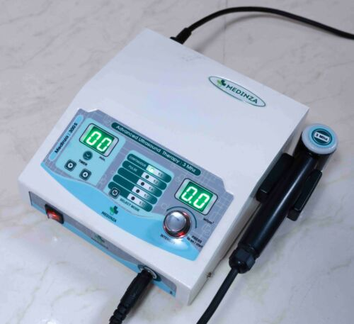 Ultrasound Therapy 3MHz Unit Physical Therapy Medinza 300S Physiotherapy Machine