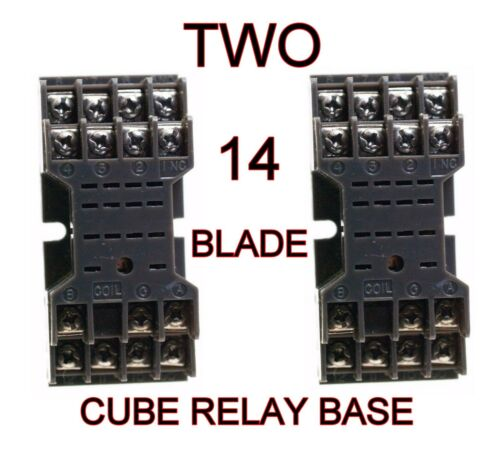 TWO Cube Relay Base Young Assoc.💲