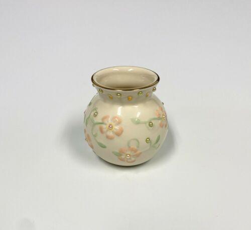 Lenox Floral Garden Gold Rim Vase