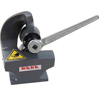 Kaka Industrial Mms-2 Multi-purpose Light Weight Throatless Sheet Metal Shear
