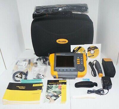Fluke 810 Handheld Mechanical Vibration Tester 0 To 80g Peak Brand New Old Stock