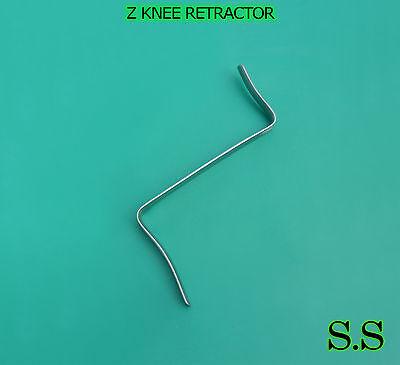 Z Knee Retractor Surgical Orthopedic Instruments