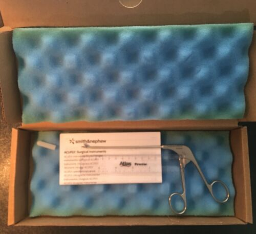 Smith & Nephew, Acufex 012045  NEW  Duckling Straignt Upbiter Arthroscopy Punch