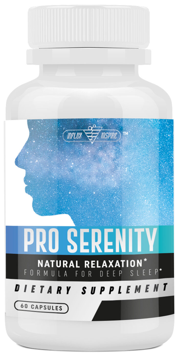 Best Natural Sleep Pills Formula, Stress & Anxiety Relief -