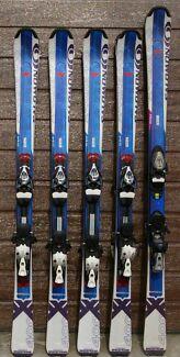 Salomon X-wing 155cm skis Carlton Melbourne City Preview